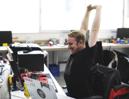 5 Ways to Stay Active at the Office